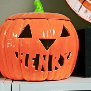 Custom Pumpkin