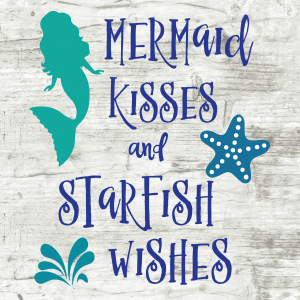 Mermaid Kisses