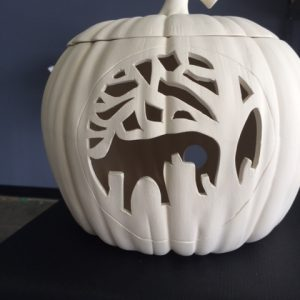 Carve Your Own Pumpkin