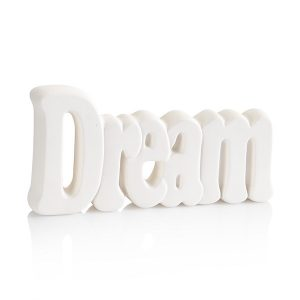 Word Plaque – Dream