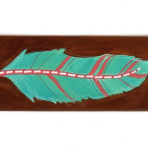 Plaque – Feather