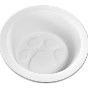 Pet Bowl – Paw Print