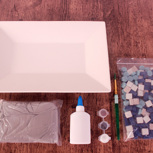 Mosaic Farm House Tray Kit