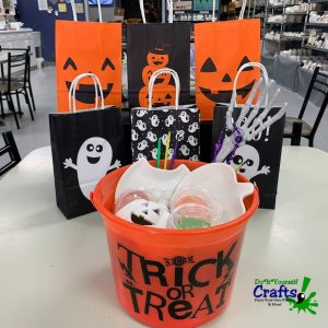 Halloween Paint Bucket!
